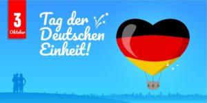 30 Jahre Deutsche Einheit – Deutschland singt